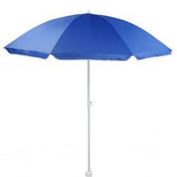 Sun Umbrella ΓΈ 180 cm blue