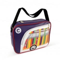 Τσάντα ώμου  VW T1 Bus, Stripes