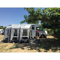 Partial Tent Pampeo Air 400