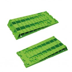 Compact Leveller Set Green Edition