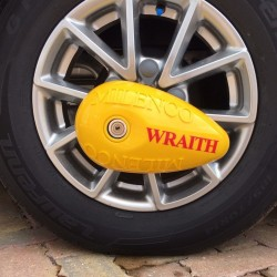 Wheel Clamp Wraith
