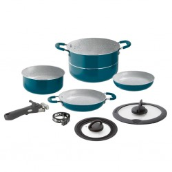 Pot Set Carezza 7 + 1