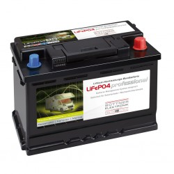 Lithium On Board Supply Battery