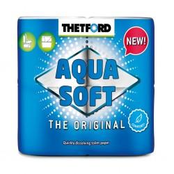 Toilet Paper Aqua Soft