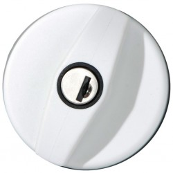 Tank Cap Bianco White