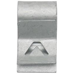 thermistor mount clip for Thetford refrigerators, small, 6 pcs.