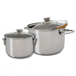 Stainless Steel Pot Set Rimini