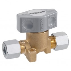 Shut-Off Valve RVS 8 x RVS 8