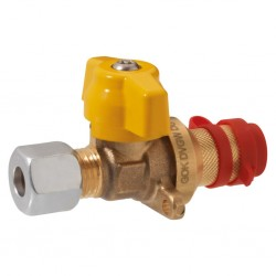 Coupling Valve Straight Way