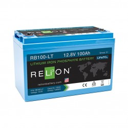 Lithium Battery RB100-LT