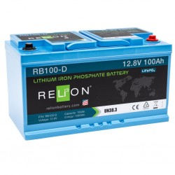 Lithium Battery RB100-D