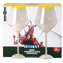 Red Wine Glass 450 ml 2-Piece Set