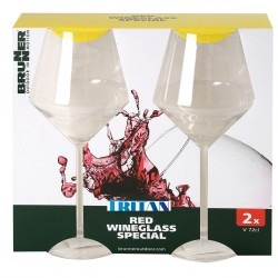 Red Wine Glass 450 ml 2-Piece Set