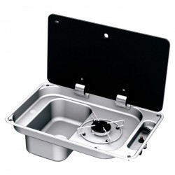 Stove-Sink Combination Can FL1324