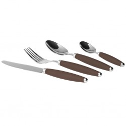 Cutlery Set Brown