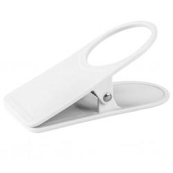 Table Clip White
