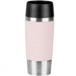 Travel Mug Waves Pink