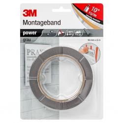 "3Mβ""Ά Double Sided Power-Mounting-Adhesive Tape"
