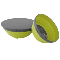 Collaps Bowl and Sieve Set
