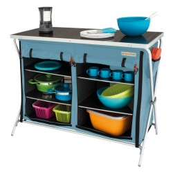 Camping Cabinet Brocas, Light Blue