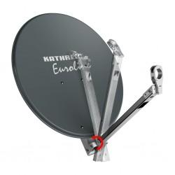 Parabolic Antenna KEA 650 G with Foldable Arm