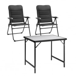 Chair/Table Set Compact