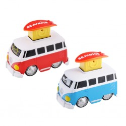 Vehicle Model VW Bus Samba...