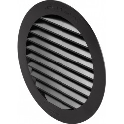 Circulation Air Intake Grill, Round