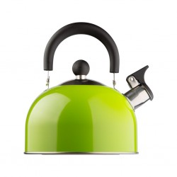 Whistling Kettle Trend Color Green