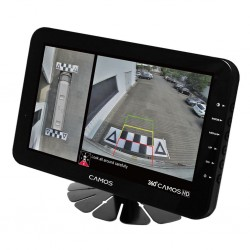 Κάμερα οπισθοπορείας Camos 360° HD με 7-Monitor