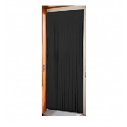 door curtain Curtina4U, anthracite