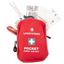 Lifesystems First Aid Kit 'Pocket', Content