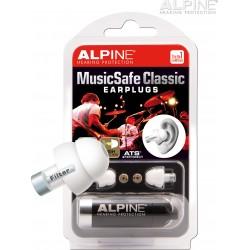 Ωτοασπίδες για μουσικούς ALPINE MusicSafe Classic