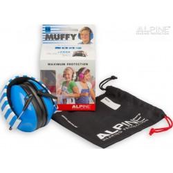Ωτοασπίδα παιδική (ακουστικά) Muffy Alpine Μπλε