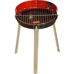 Round Barbecue