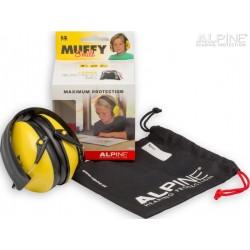 Ωτοασπίδα παιδική (ακουστικά) Muffy Alpine Smile