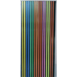 Stripe Curtain Multi-Colour