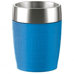Thermos Mug Travel Cup Blue