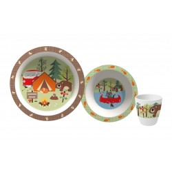 Kids' Tableware Adventure