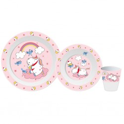 Children's Tableware Unicorn