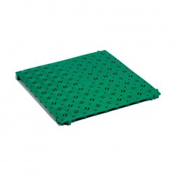 Plastic - Floor Grid Clippy Green