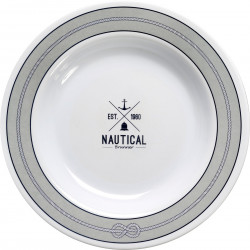 Deep plate Nautical
