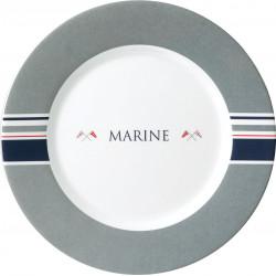 Dessertteller Marine