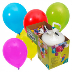 Helium Balloon Kit Balloon...