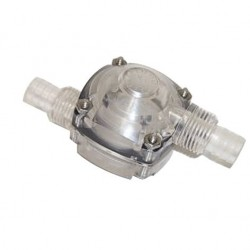 In-line Strainer for Pressure Pumps
