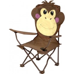 kids folding chair monkey