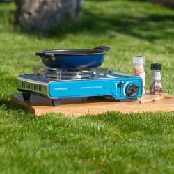 Εστία μαγειρέματος με φιαλίδιο Campinggaz Camp Bistro DLX Stopgaz