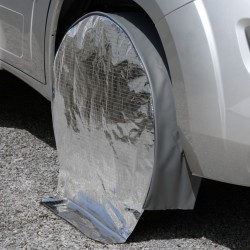 Wheel Cover with Sun...