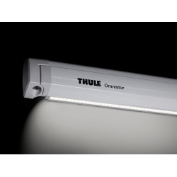 tent& LED mounting rail to Thule Omnistor 5200