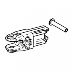 Support Arm Hinge Thule Omnistor, from 2010, 2 Pcs.
